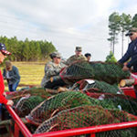 Stafford Community Trees For Troops – Brumby White Farm In Tifton