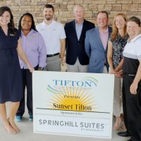 Sunset Tifton - Springhill Suites 060619