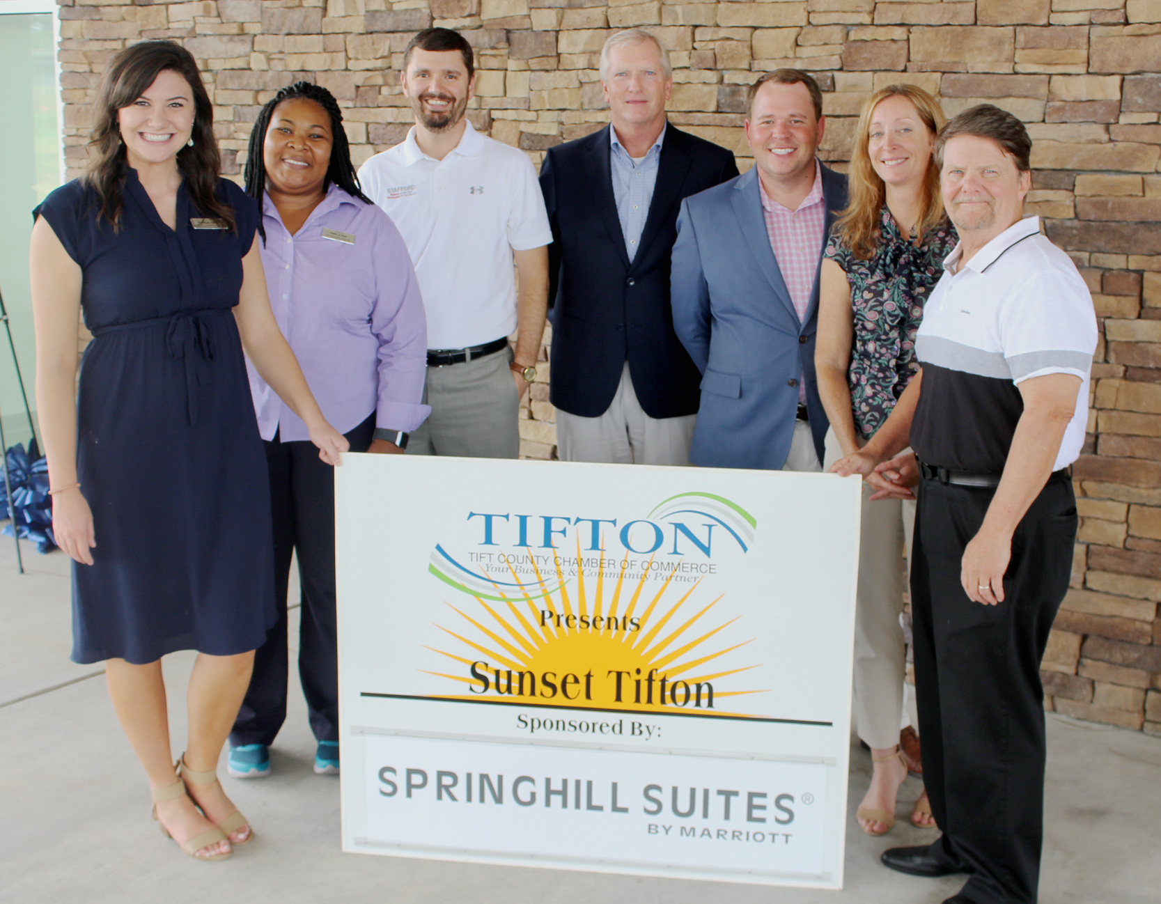 Sunset Tifton – Springhill Suites 060619